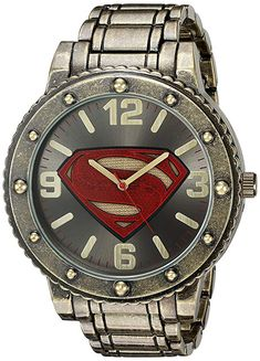 DC Comics Chrome Metal Superman License Plate Frame Chroma Graphics