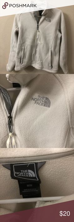 The North Face Women's Fleece Full Zip Jacket The North Face Fleece Jacket is Used but in good condition. The North Face Jackets & Coats