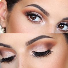 LOVE this Terra Cotta eyeshadow look!!!