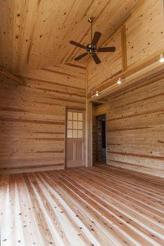 日本の木の家