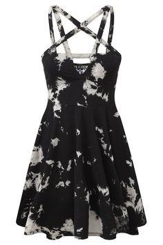 Magi Skater Dress [TIEDYE]