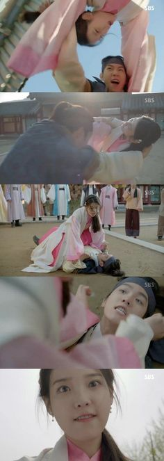 IU and Baekhyun criticized for their poor acting on 'Scarlet Heart: Ryeo'…