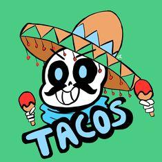 UNDERSWAP   Sans and Tacos
