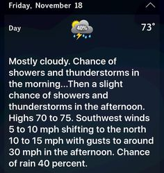 Not looking great for tomorrow #weather #golflessons #golfpro #golfproblems