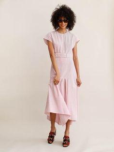 Rachel Comey - STEADY DRESS - RED