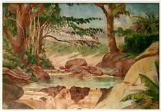 Passions: Aquarelles Henry de Monfreid - Ethiopie