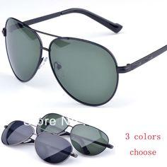 b062672056b 2014 new brand design High-grade men cycling sports sunglasses driving  Aviation polarized sunglasses glasses