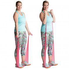 Marianne Heikkilä vahvistaa yläkroppaa kuminauhajumpalla | Hyvä Terveys At Home Workouts, Feel Good, Capri Pants, Health Fitness, Pajama Pants, Pajamas, Exercise, Sport, Healthy