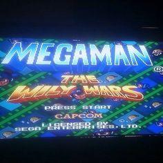 On instagram by rickcandido #retrogames #microhobbit (o) http://ift.tt/24Za7Xi dos melhores jogos do megaman. Muito dez!!! Amazing megaman game for segagenesis!!  #portoalegre #brasil #games #supernintendo #megadrive #segagenesis  #snes #nes #gaming #arcade #mastersystem #famicon #mario #zelda #pokemon  #arcades #fliperama #classic #sonic #ps1 #ps2 #nintendo #girlgamer #megaman