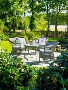 Romantische Garden. Georgia Garden.