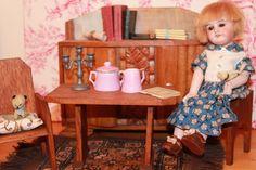 Bleuette robe 15 euros sur commande blog trotinette-et-coccinelle