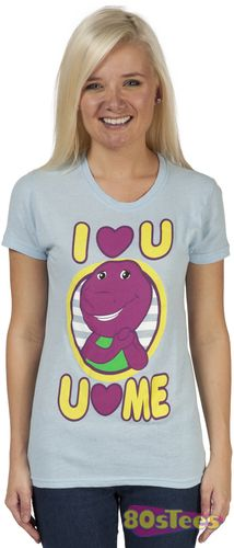 I Love You Barney shirt for the purple dinosaur lover. We have a huge selection of cartoon and TV show shirts. Barney Birthday Party, Barney Party, Little Girl Birthday, Birthday Cake, Kids Birthday Themes, 2nd Birthday Parties, Barney The Dinosaurs, 90s Tv Shows, Barney & Friends