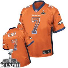 1000+ images about John Elway Jersey: Authentic Broncos Women's ...
