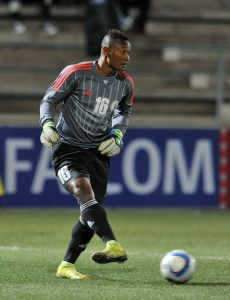 Chretien Andriamifehy of Madagascar during the 2016 Cosafa Cup match between Madagascar and Seychelles at Sam Nujoma Stadium in Windhoek Namibia on 11 June, 2016 ©Muzi Ntombela/BackpagePix