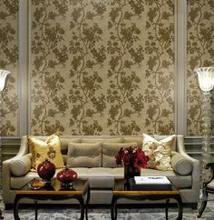 Roberto Cavalli Home - Wallpaper
