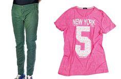 Παντελόνι 29,90€ T-shirt 15,90€ #shop_online www.pepone.gr