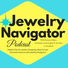 On the go tips and guide to unique jewelry to keep ahead of the fashion curve, and for those who defy trends. Featuring jewelry and the stories of indie jewelers & designers on a weekly podcast.