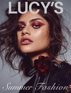 www.LucysMagazine.com  Instagram @LucysMagazine  Fashion & Beauty magazine  Based in Denver, CO - USA  Call/text: 323.609.7090  Submit: submissions@lucysmagazine.com