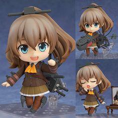 Nendoroid 481 Kumano Kantai Collection Anime Figure Good Smile Company