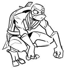 Tmnt 2012, Ninja Turtles Art, Teenage Mutant Ninja Turtles, Ninja Turtle Drawing, Tmnt Swag, Tmnt Leo, Leonardo Tmnt, Tmnt Comics, Fan Art