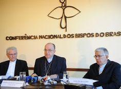 NONATO NOTÍCIAS: CNBB SAI EM DEFESA DA PRESIDENTE DILMA E ATACA CUN...