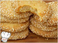 ΑΛΜΥΡΑ ΜΠΙΣΚΟΤΑ ΤΡΑΧΑΝΑ ΜΕ ΦΕΤΑ!!! - Νόστιμες συνταγές της Γωγώς!