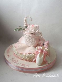 Ballerina Cake Торт для балерины