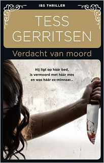 Harlequin - IBS Thriller - Tess Gerritsen - Verdacht van moord #harlequin #tessgerritsen #ibsthriller