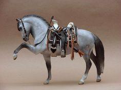 Nohuanda Equine Art - Mexican model horse tack
