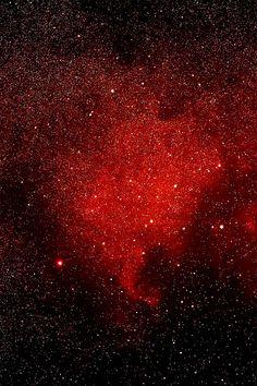 North America Nebula NGC-7000