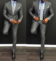 Discover the top 30 best charcoal grey suit with black shoes styles for men. Explore unique men's fashion ideas and inspiration for creating a dapper look. Sharp Dressed Man, Well Dressed Men, Style Gentleman, Terno Slim, Mode Costume, Men Formal, Formal Wear, Men's Suits, Mens Fashion Suits