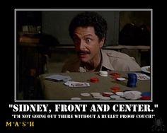 M*A*S*H - Dr. Sidney Freedman