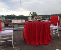 Романтичне побачення на даху