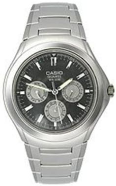 Casio Mens Multifunction watch #MTP-1247D-1AV