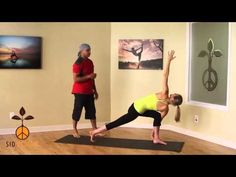 A short clip of our Sid Yoga Power Flow sequence