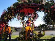 Bataille !... de fleurs au Carnaval de Nice !