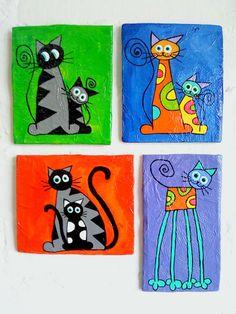Resultado de imagen de Easy Acrylic Painting Cat Resultado de imagen de Easy Acrylic Painting Cat The post Resultado de imagen de Easy Acrylic Painting Cat appeared first on Katzen. Simple Acrylic Paintings, Easy Paintings, Lapin Art, Wal Art, Cat Quilt, Cat Crafts, Cat Drawing, Whimsical Art, Art Plastique