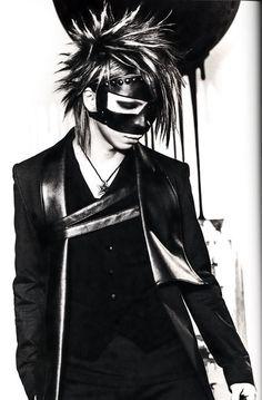 Akira Suzuki (Reita, the GazettE)