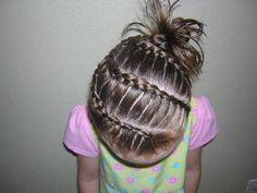 hairdos for little girls