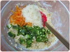 Εύκολη συνταγή για Αλμυρά muffins (κεκάκια) Jalapeno Cheddar, Cornbread Muffins, Parmesan, Just For You, Snacks, Meals, Pos, Cooking, Ethnic Recipes