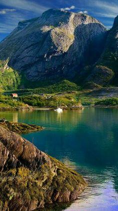 Jetvik, Norway. M.M