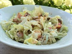 Hollandse noten/rauwkost salade