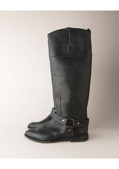 GOLDEN GOOSE /  TALL HARNESS BOOT