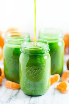17 Green Smoothie Recipes for a Healthy Detox - An Unblurred Lady - Drink. - 17 Green Smoothie Recipes for a Healthy Detox - Easy Green Smoothie Recipes, Green Detox Smoothie, Healthy Green Smoothies, Healthy Detox, Smoothie Drinks, Detox Smoothies, Smoothie Cleanse, Juice Cleanse, Detox Juices