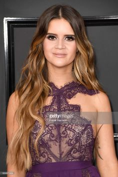 Singer Maren Morris attends The 59th GRAMMY Awards at STAPLES Center on February 12, 2017 in Los Angeles, California.