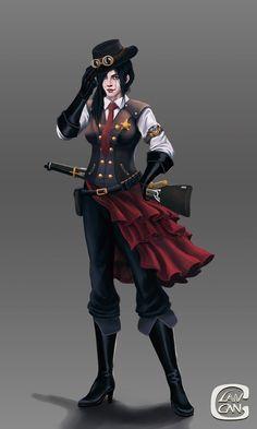 Mary Blackthorne är en förrädisk lycksökerska. En kvinnlig pirat som sadlar om och driver krog.