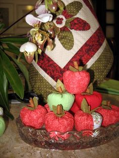 maçã patchwork