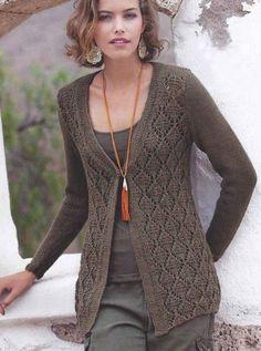 awesome Değişik El Örgüsü Bayan Hırka Modelleri