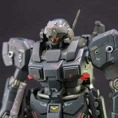 "HGUC Jesta ""Detailed"" Custom Build - Gundam Kits Collection News and Reviews"