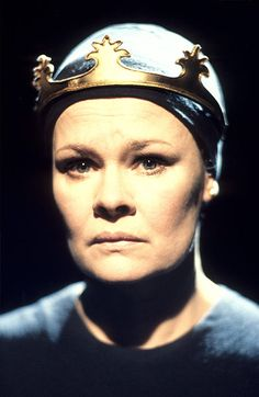 10 Best Shakespeare characters: Judi Dench as Lady Macbeth Shakespeare In Love, Royal Shakespeare Company, William Shakespeare, The Scottish Play, Shakespeare Characters, Macbeth Characters, Lady Macbeth, Ian Mckellen, Judi Dench